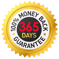 We offer a 365 day money back guarantee on this product. We can only offer this guarantee if you purchase direct from us. Our resellers have different policies and you may find that they do not refund internet sales.